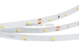 Лента RT 2-5000 24V Warm3000 0.5x (3528, 150 LED, LUX)